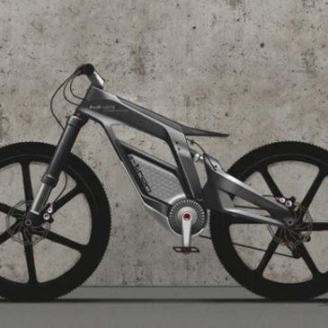 Bicicleta Electrica Audi