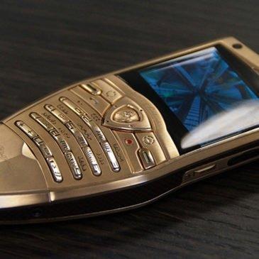 Telefonos de Lujo Lamborghini