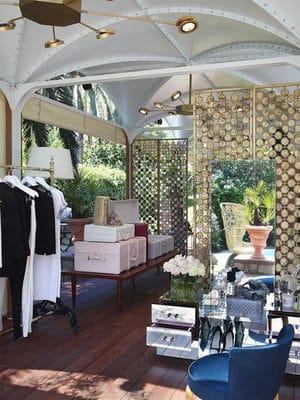 Tienda Chanel en Capri