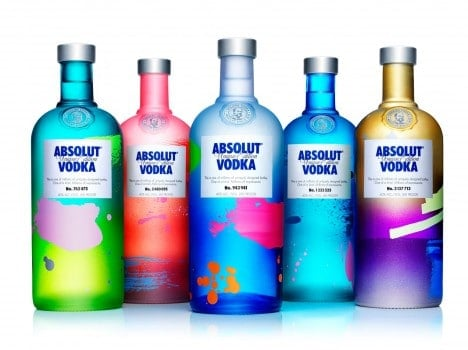 Vodka Absolut Exclusivo