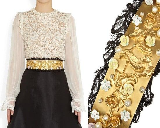 Cinturon Dolce y Gabbana