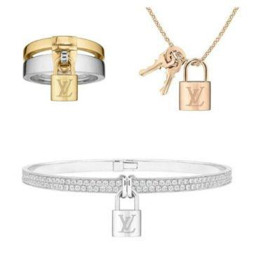 Colección romántica de Louis Vuitton