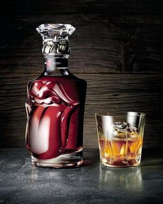 Whisky edición especial Rolling Stones
