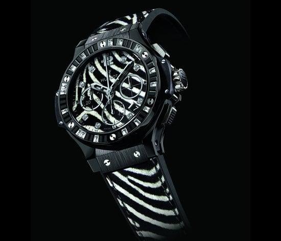 Reloj Hublot Big Bang Zebra