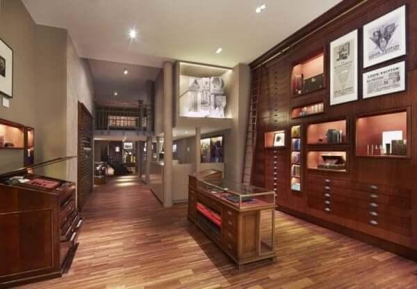 Tienda para escritores por Louis Vuitton