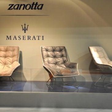 Sillon Zanotta y Maserati