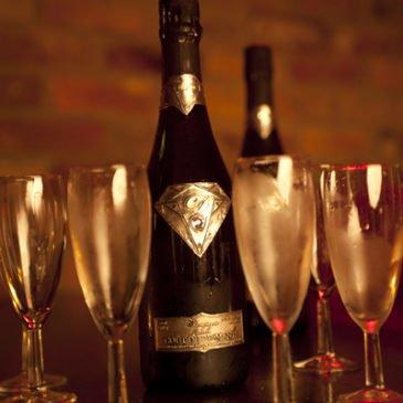 Champagne más caro del mundo