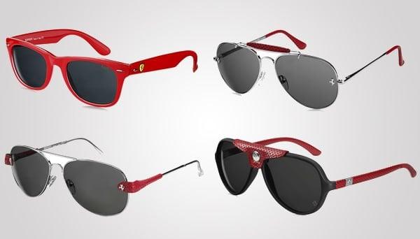 Gafas Ferrari Verano 2013