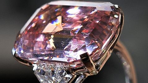 El diamante mas caro del mundo