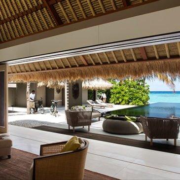 Destino de vacaciones Maldivas
