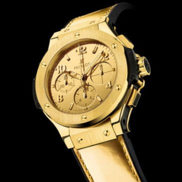 Reloj de Oro Blanco de Hublot
