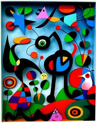 Subasta Cuadros de Joan Miró