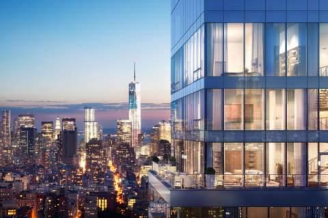 Atico de Lujo en Manhattan