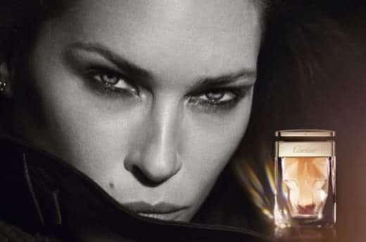 Cartier presenta el Perfume Panthere