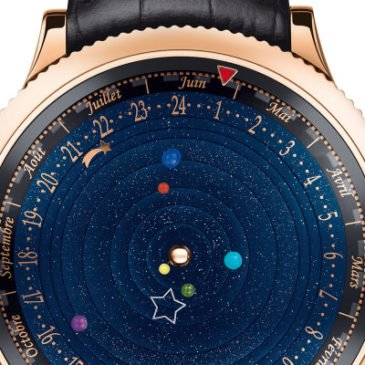 Midnight Planetario de Van Cleef