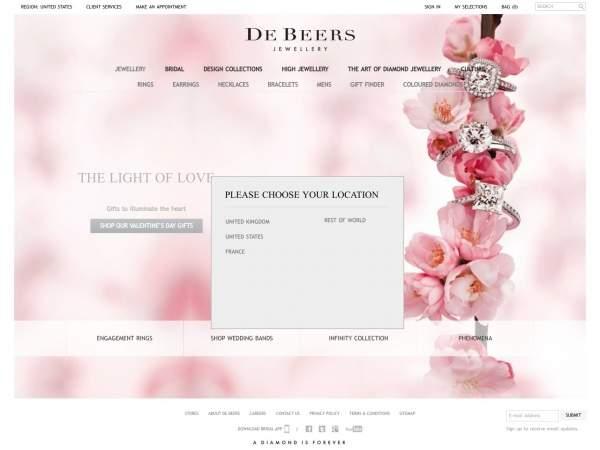 Diamantes De Beers