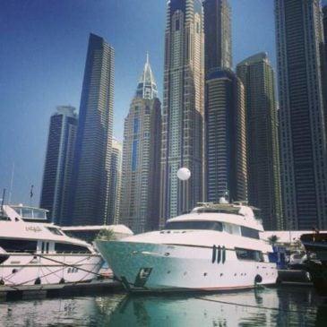 Feria de Yates de Lujo en Dubai