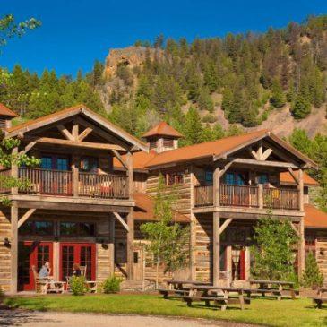Rancho en Montana