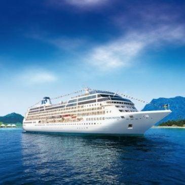 Aniversario Princess Cruises