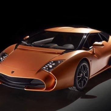 Lamborghini Zagato Modelo Único