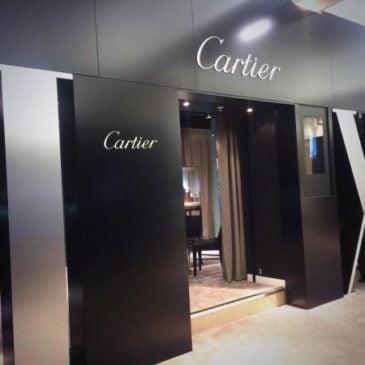 Nueva Tienda Cartier en Harrods