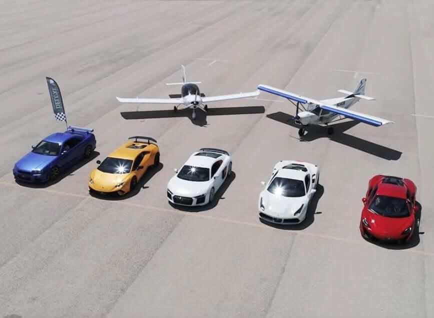 Vehículos Deportivos y de Lujo - Rent Car Deluxe