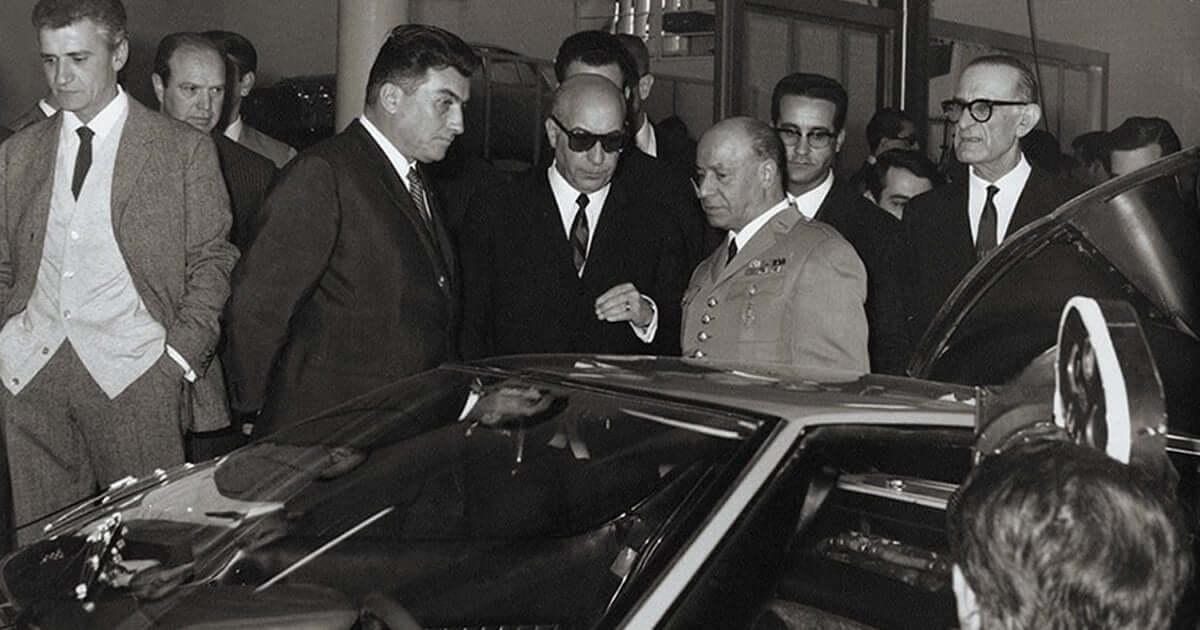 Historia de Lamborghini