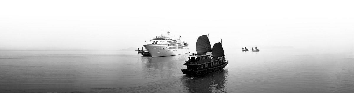 Los cruceros de lujo de Silversea