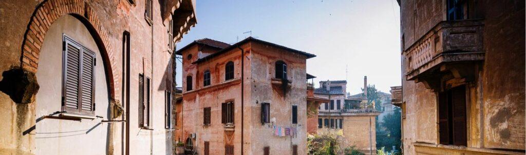 Apartamentos de lujo en Roma