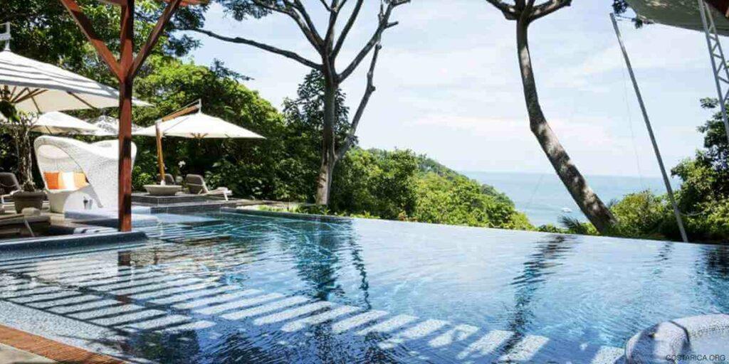 Hoteles de lujo en Costa Rica