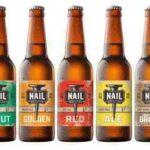 La cerveza más cara del mundo Antartic Nail Ale
