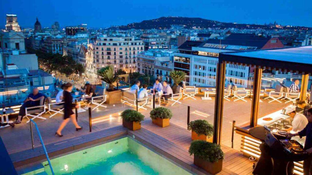 Tiendas de lujo en Barcelona