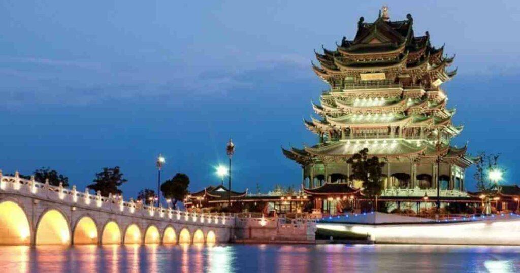 Viaje de lujo por China