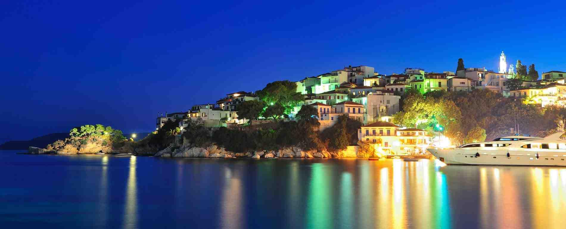 Viaje de lujo por Grecia