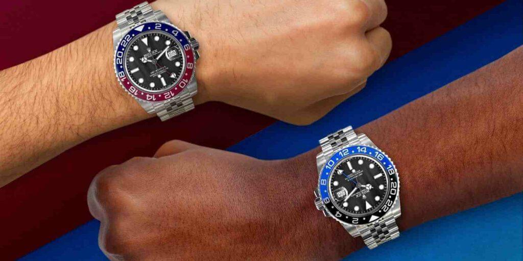 Cuatro Relojes Rolex Modernos