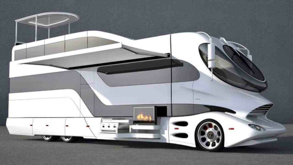 La caravana más lujosa del mundo eleMMent palazzo