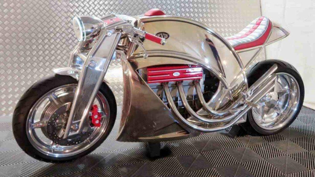 Levis V6 Cafe Racer Moto