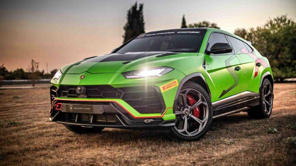 Nuevo Lamborghini Urus