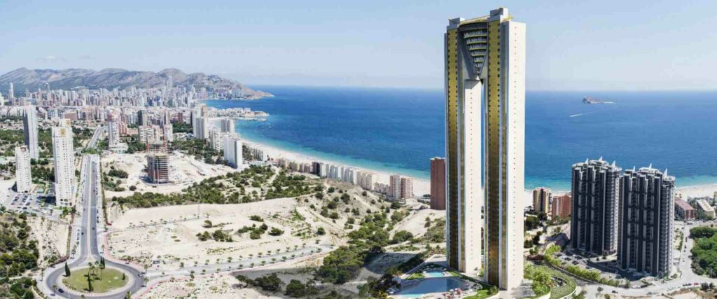 Intempo Residential Sky Resort Benidorm