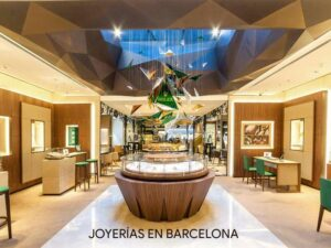 Joyerías en Barcelona