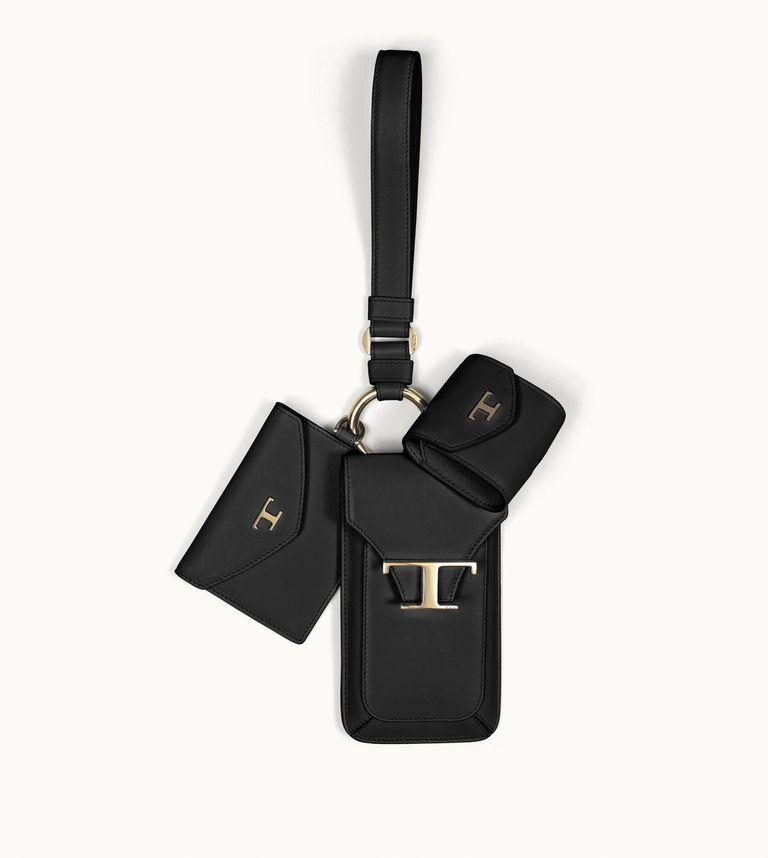El mini bolso de Tod's o el multi charm T Timeless