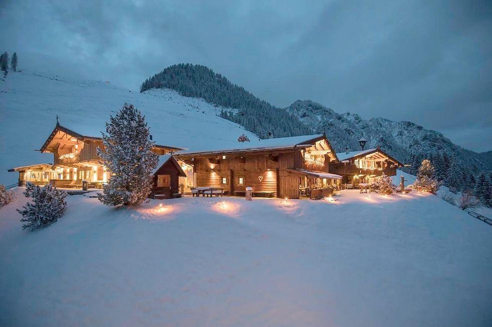 Viviendas de Lujo en la Nieve para disfrutar