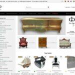 Muebles de lujo exclusivos -  Casa Padrino