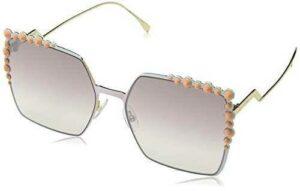 FENDI FF 0259/S NQ 35J Gafas de sol Rosa (Pink/Brown b008fyxxlq